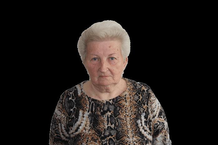 Hajduk Jánosné Mányi Erzsébet