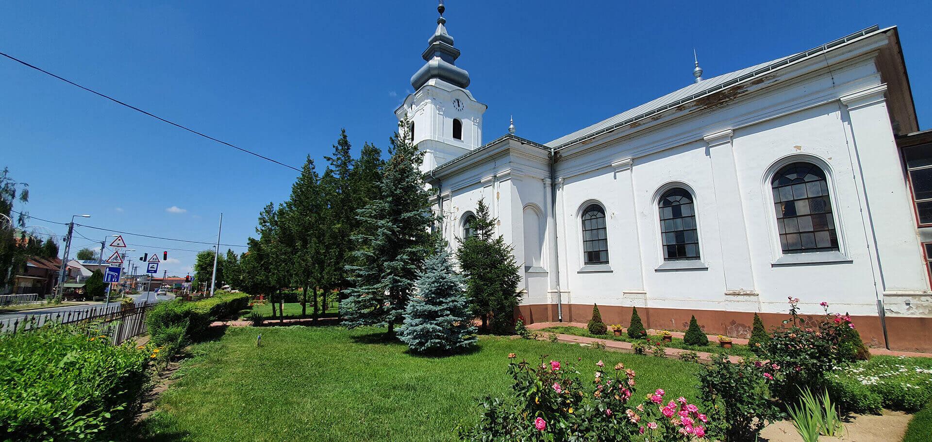 Hajdúsámsoni Református Egyházközség